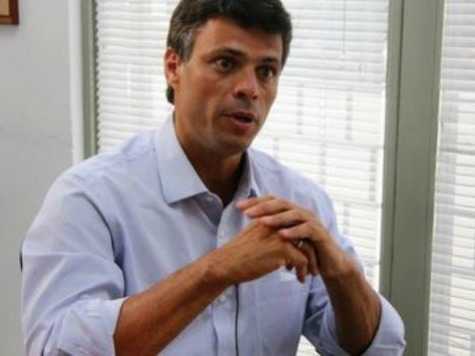 Jailed Venezuelan Opposition Leader Encourages Continued Protests