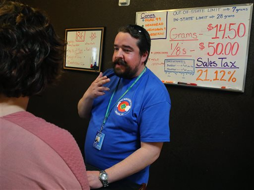 Colorado Marijuana Tax Revenue to Exceed Estimates by Almost $30 Million