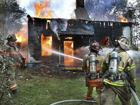 Firefighters Endangered by Solar Panels
