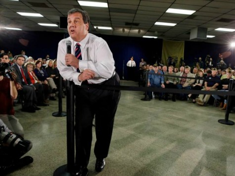 Christie Won't Let Go of Springsteen: 'He Actually Told Me We Were Friends'