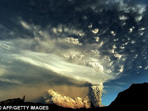 Study: Volcanic Eruptions Cooling Planet Earth