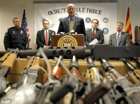Report: ATF Agents 'Lost Track of Dozens of Government Guns' by Misplacing Them