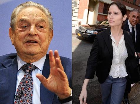 Soros Ex-Girlfriend Weeps in Court