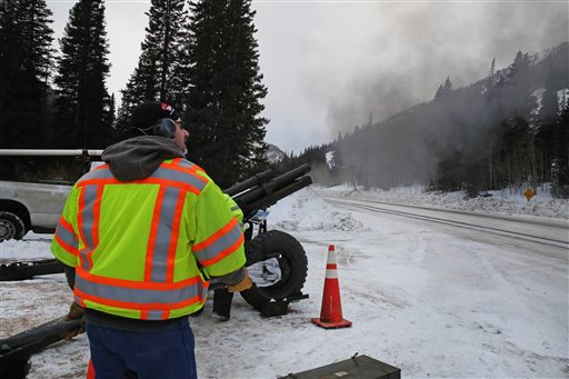 Avalanche Deaths Spike