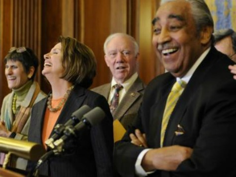 House Democrats Think Happy Thoughts About Midterm Elections