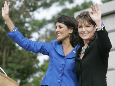 RNC Omits Sarah Palin from Women's History Month Tribute