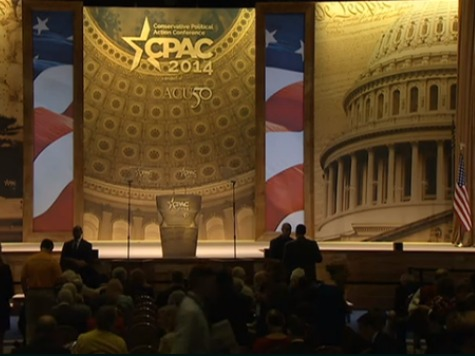 CPAC Straw Poll Vote Drops 34% Since 2011