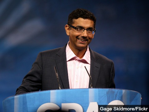 Dinesh D'Souza: Wait Until President Obama Sees My New Film