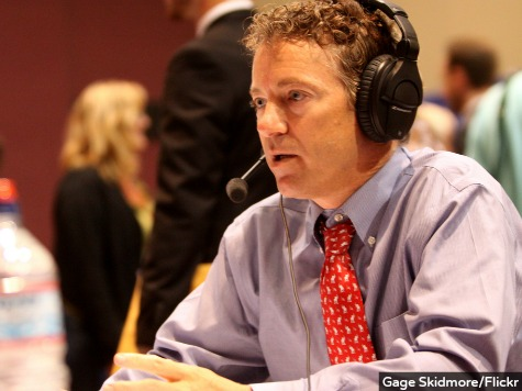 Rand Paul Does American Crossroads Robocall to Thwart Libertarian Candidate in FL-13