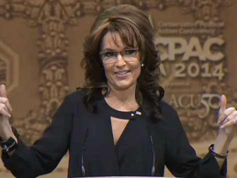 Sarah Palin to GOP 'Beltway Boys' on 2010 Election: 'You Didn't Build That; the Tea Party Did'