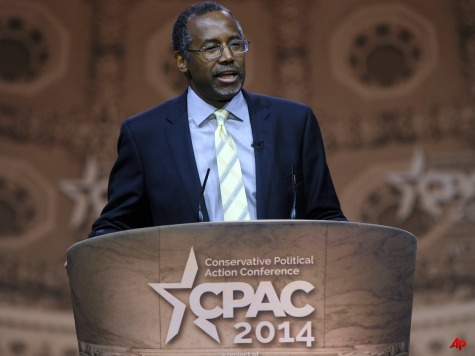 Dr. Ben Carson: 'We Can't Be Free if We Are Not Brave'