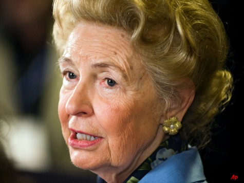 Phyllis Schlafly: History Shows Grassroots Can Defeat Establishment on Amnesty