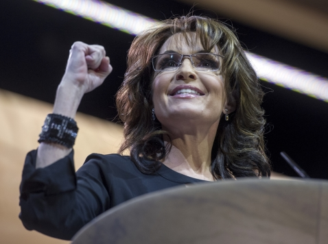 Palin: Amnesty Losing Issue for GOP