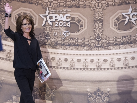 Palin Slams Liberals for Treating Women Voters like 'Cheap Dates'