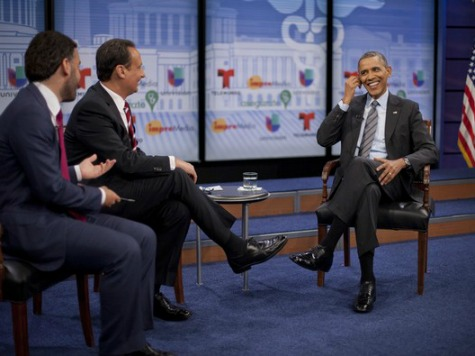 Obama: I'm 'Champion in Chief' of Amnesty, Boehner 'Sincere' on Immigration