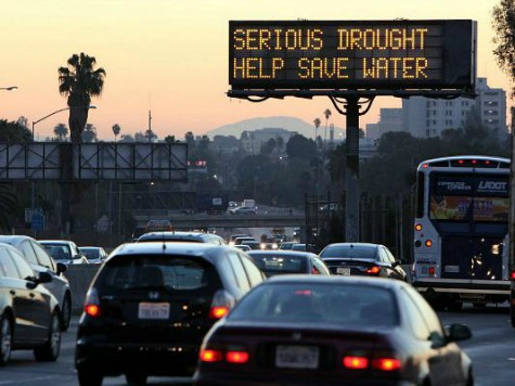 New York Times: California Drought Not from Global Warming