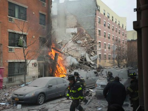 Bill de Blasio on Fatal Harlem Gas Leak Explosion: 'Tragedy of the Worst Kind'