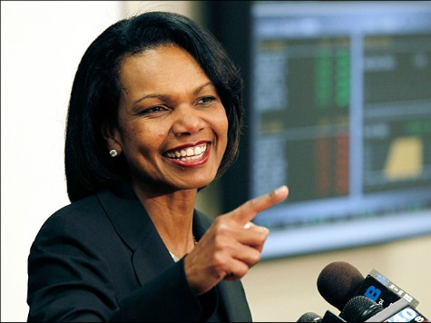 Rutgers Professors: Ban Condoleezza Rice From Campus for Being 'War Criminal'