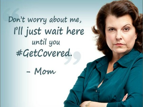 Obama Uses 'Mom' Character to Push Young People to Buy Obamacare
