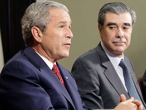 Despite 50 Million Americans Out Of Work, Bush Commerce Sec. Says Businesses Can't Find Employees