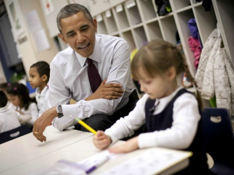 Rep. Bridenstine: Obama Wants to 'Bully' States into Common Core
