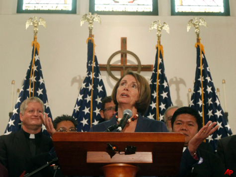 Nancy Pelosi, John Boehner Invite Pope Francis to Address Congress