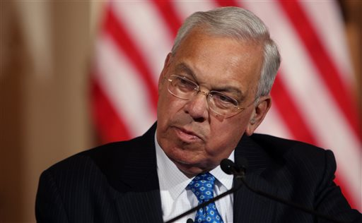 Former Boston Mayor Thomas Menino has advanced cancer