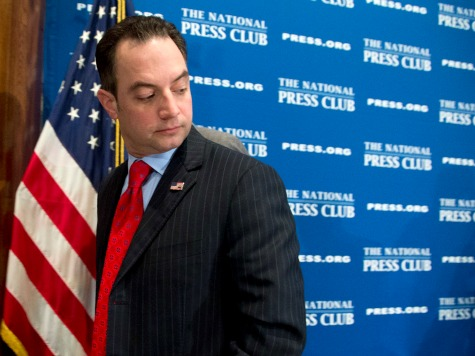 Reince Priebus Claims 'Consensus' Within GOP for 'Serious Immigration Reform'