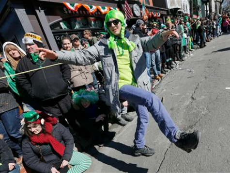 Guinness Caves to Gay Pressure, Drops St. Patrick's Day Parade Sponsorship