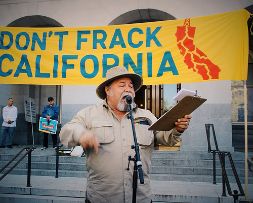 L.A. Council Members Blame Fracking for Recent Earthquake