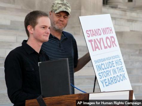 School Yearbook Nixes Gay High Schooler's 'Coming Out' Story