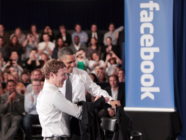Obama Meets with Zuckerberg, 'Internet CEOs' to Discuss Privacy Issues