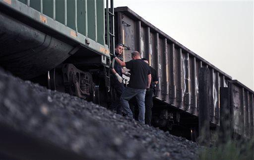 Teen Sacrifices Himself Saving Girlfriend from Oncoming Train