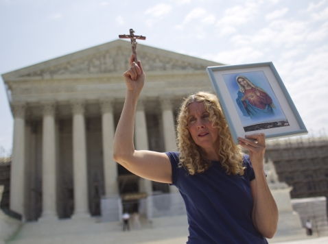Supreme Court Hears Cases on Conscience Objections to Obamacare this Tuesday