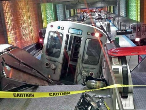 Operator of Derailed Chicago Train Was 'Extremely Tired'