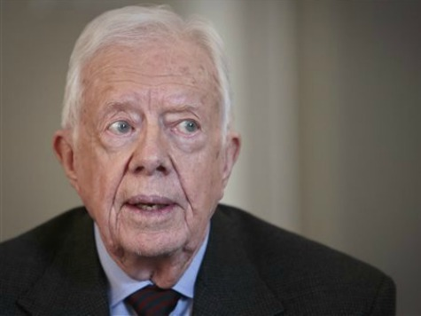 Jimmy Carter Blames Religion for Abuse of Women