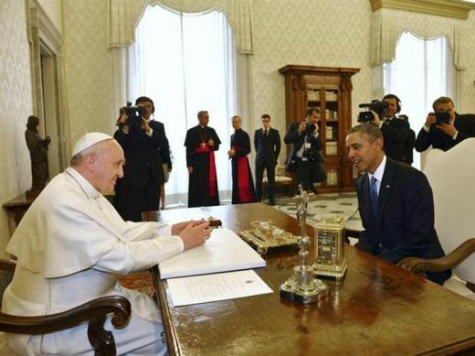 Dissident Catholics Lobby President Obama in Rome