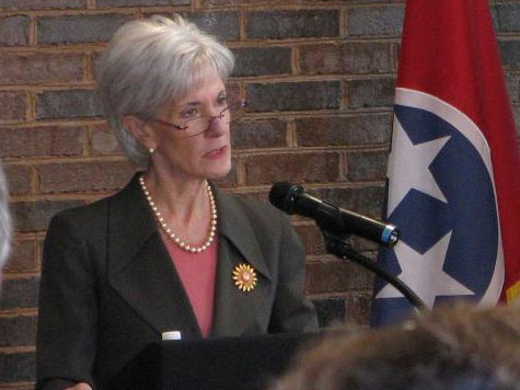 Sebelius Can't Rule Out More Obamacare Delays