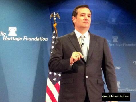"""Ted Cruz: 'Very Optimistic' GOP will """"Retire Harry Reid as Majority Leader'"""