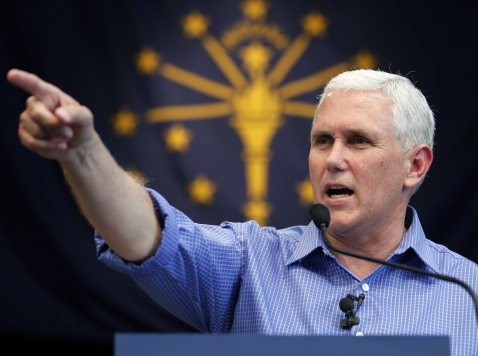 Gov. Pence Signs Bill Allowing Guns in Indiana School Parking Lots