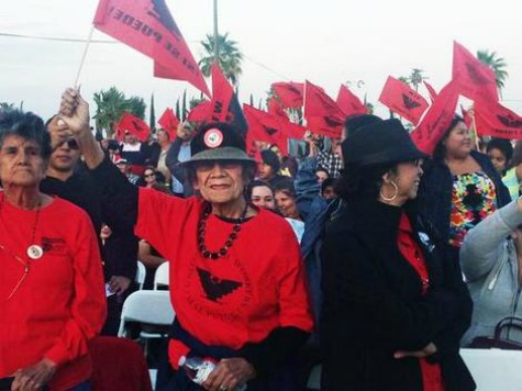 UFW Distorts Cesar Chavez Legacy, Claims He'd Say 'Si Se Puede' to Amnesty