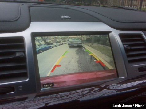 New Cars and Trucks to Require Rearview Back-Up Cameras by 2018