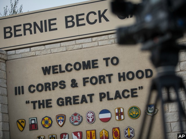 Soldier at Fort Hood Purchased Handgun Off Base, Brought It into Gun-Free Zone