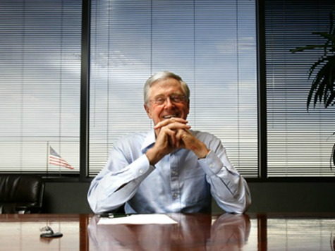 Charles Koch: 'Collectivists' Promise Heaven, Deliver Hell