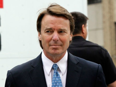 John Edwards Turned Away at Donor's Funeral