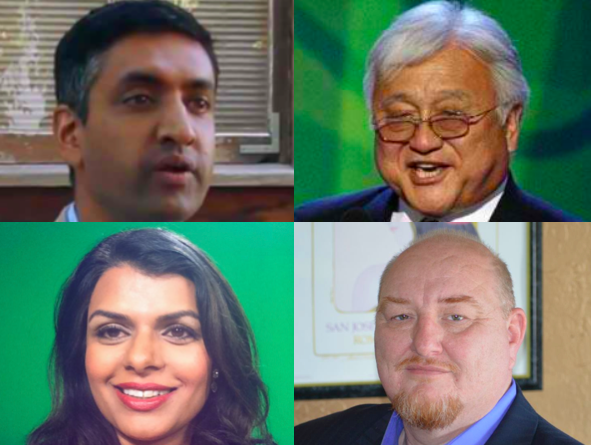 Silicon Valley Congressional Race: Singh's Strong Poll Prompts Frenzy