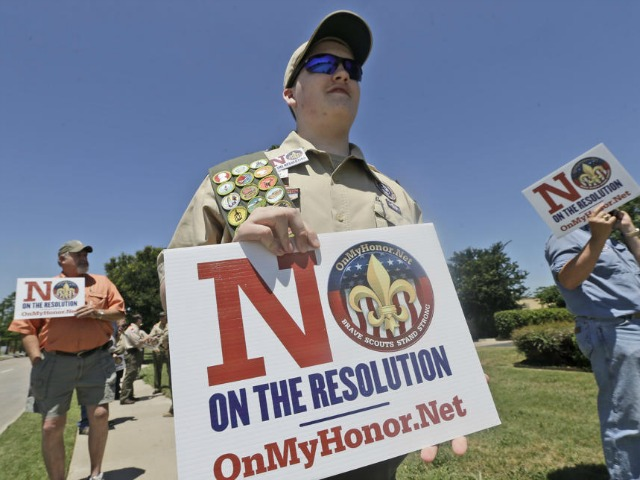 Rasmussen: Boy Scouts' Favorability Continues to Slide