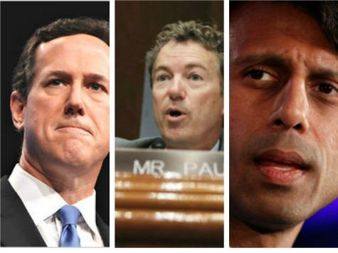 2016: Rand, Jindal, Santorum to Headline Iowa State GOP Convention