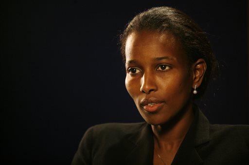 Brandeis U. decides against honor for Islam critic