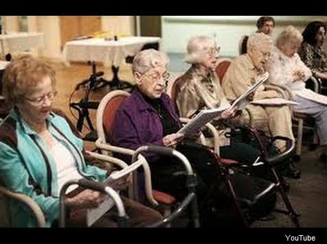 Relatives Sue Nursing Home for Hiring Male Strippers for the Elderly